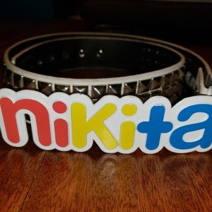 Nikita Studded Belt
